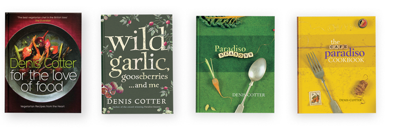 Books by denis cotter paradiso cork ireland 353 21 4277 939 the cafe paradiso cookbook forumfinder Images